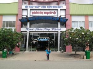 Thấy chữ Việt lẫn Khmer chưa