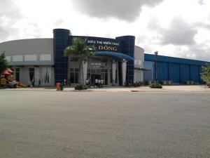 Cho đến tận bây giờ Á Đông Duty Free là cửa hàng lớn nhất trong khu